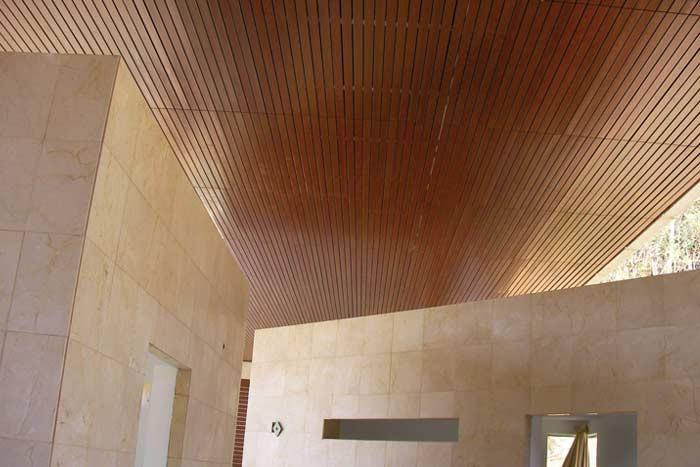 Rivestimenti alluminio effetto legno